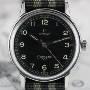 Vintage Omega Seamaster 600 135.011 - Cal 601