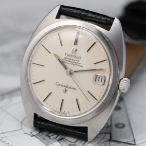 Omega Constellation 168017 Merit En Bloc