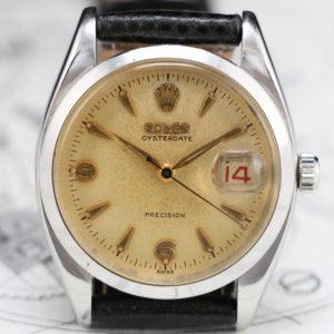 Rolex Oysterdate 6494