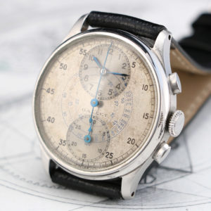 "GALLET MULTICHRON REGULATOR ""DON BLAKESLEE"""