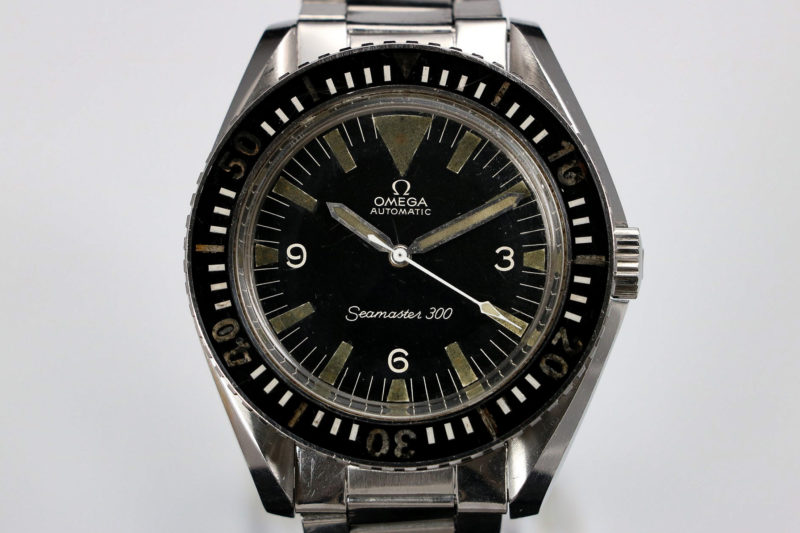 OMEGA SEAMASTER 300 165.024 BIG TRIANGLE NO DATE