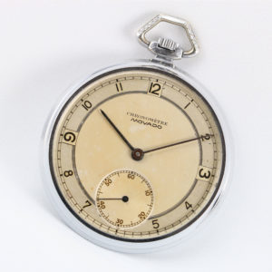 Movado Chronometre 620N Pocket Watch